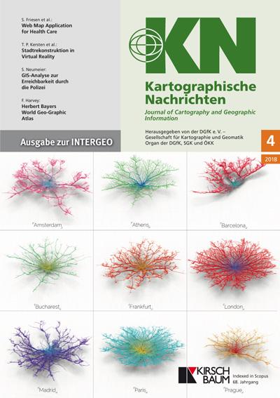 KN, Kartographische Nachrichten